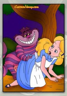 Alice bizarre sex story - Alice Cartoon Valley Toon Sluts