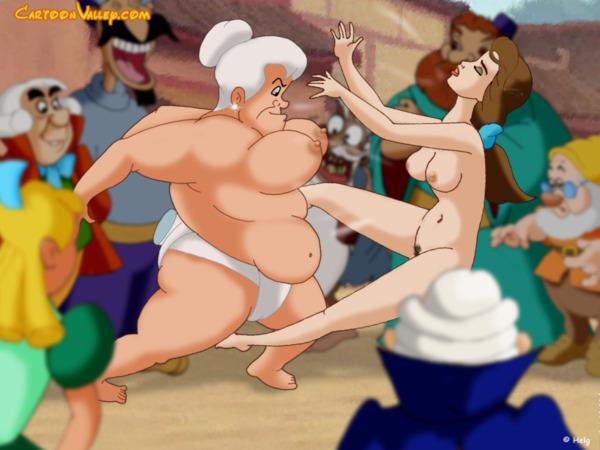 Belle and jasmine porn